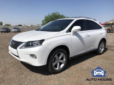 2013 Lexus RX 350 for sale at Auto House Phoenix in Peoria AZ