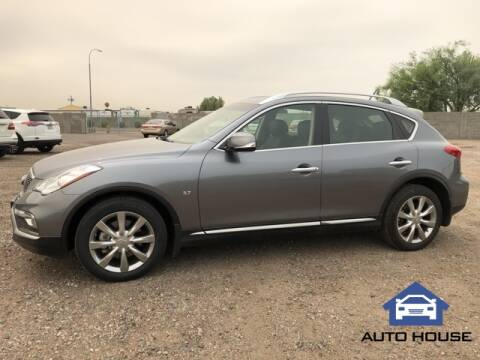 2017 Infiniti QX50 for sale at Auto House Phoenix in Peoria AZ
