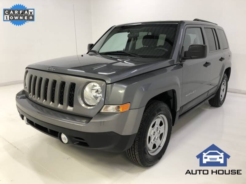 2013 Jeep Patriot for sale at Auto House Phoenix in Peoria AZ