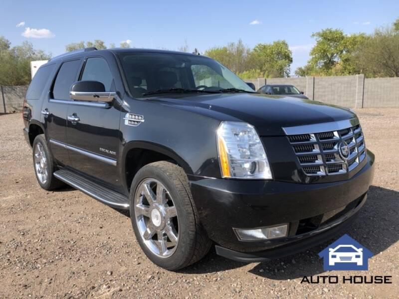 2010 Cadillac Escalade for sale at Auto House Phoenix in Peoria AZ