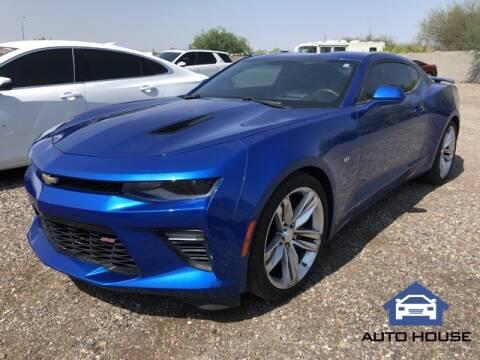 2016 Chevrolet Camaro for sale at Auto House Phoenix in Peoria AZ