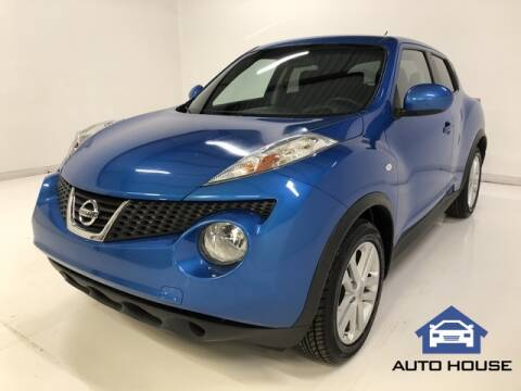 2011 Nissan JUKE for sale at Auto House Phoenix in Peoria AZ