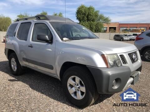 2013 Nissan Xterra for sale at Auto House Phoenix in Peoria AZ