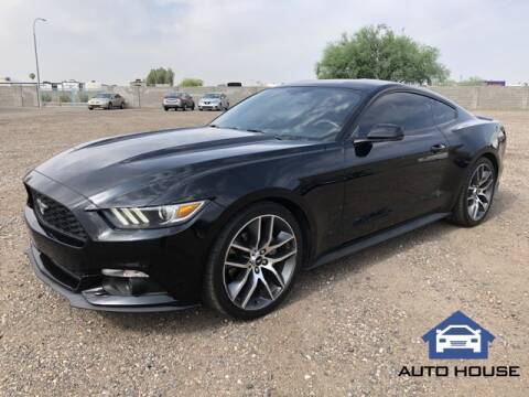 2015 Ford Mustang for sale at Auto House Phoenix in Peoria AZ