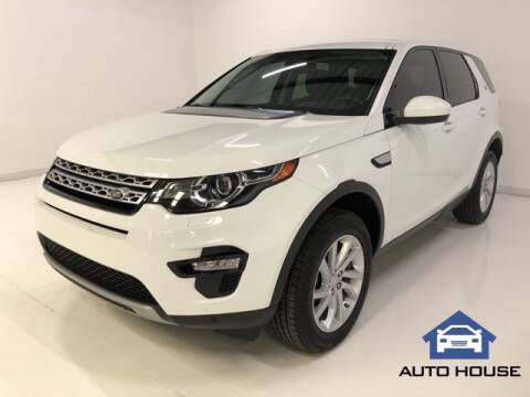 2015 Land Rover Discovery Sport for sale at Auto House Phoenix in Peoria AZ