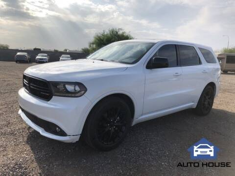 2015 Dodge Durango for sale at Auto House Phoenix in Peoria AZ