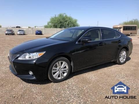 2015 Lexus ES 350 for sale at Auto House Phoenix in Peoria AZ