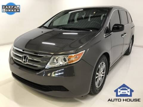 2013 Honda Odyssey for sale at Auto House Phoenix in Peoria AZ