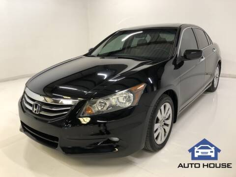 2012 Honda Accord for sale at Auto House Phoenix in Peoria AZ