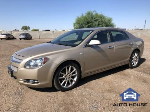 2008 Chevrolet Malibu for sale at Auto House Phoenix in Peoria AZ
