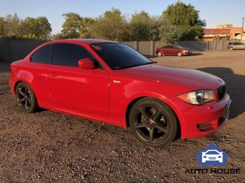 2011 BMW 1 Series for sale at Auto House Phoenix in Peoria AZ