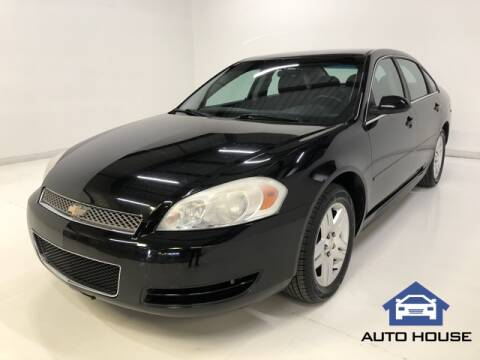 2012 Chevrolet Impala for sale at Auto House Phoenix in Peoria AZ