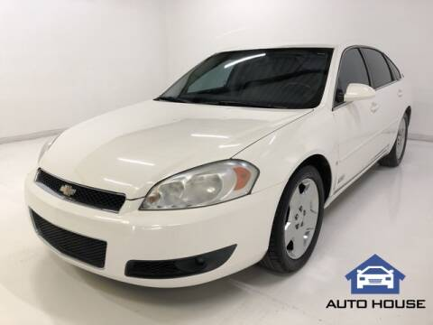 2006 Chevrolet Impala for sale at Auto House Phoenix in Peoria AZ