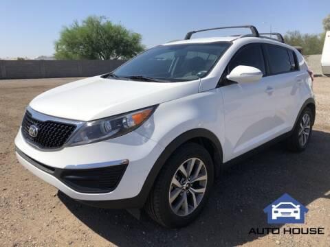 2015 Kia Sportage for sale at Auto House Phoenix in Peoria AZ