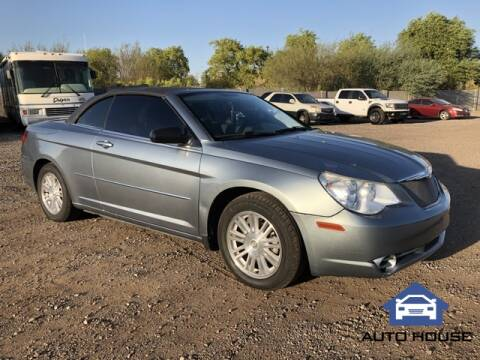 2008 Chrysler Sebring for sale at Auto House Phoenix in Peoria AZ