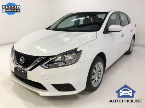 2017 Nissan Sentra for sale at Auto House Phoenix in Peoria AZ