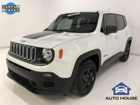 2018 Jeep Renegade for sale at Auto House Phoenix in Peoria AZ
