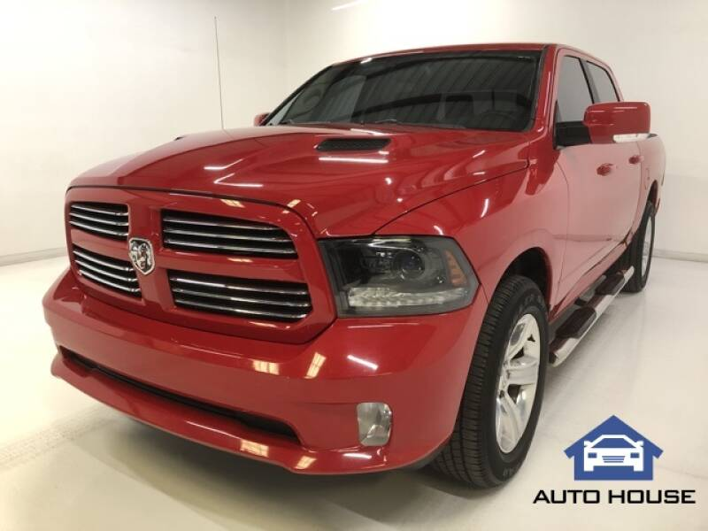 2015 RAM Ram Pickup 1500 for sale at Auto House Phoenix in Peoria AZ