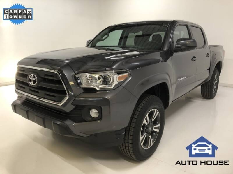 2016 Toyota Tacoma for sale at Auto House Phoenix in Peoria AZ