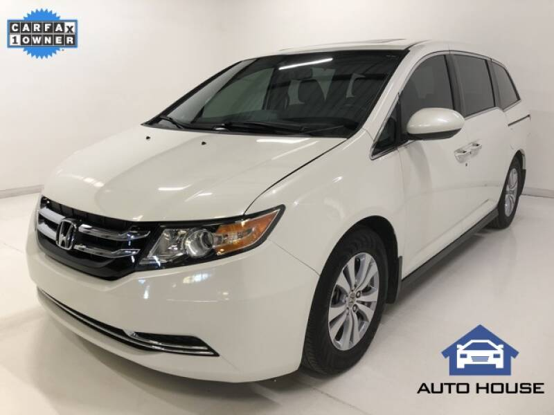 2015 Honda Odyssey for sale at Auto House Phoenix in Peoria AZ