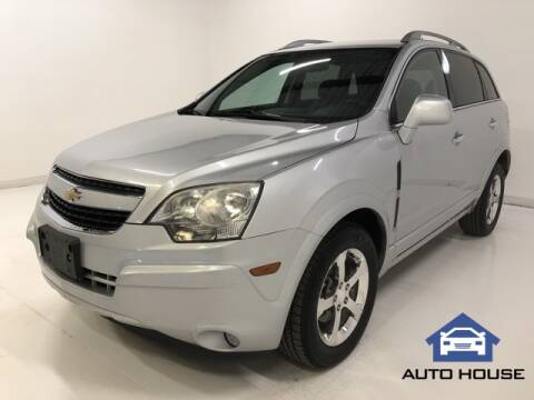 2012 Chevrolet Captiva Sport for sale at Auto House Phoenix in Peoria AZ