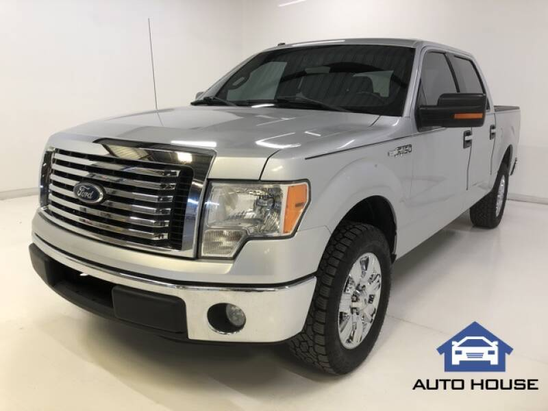 2012 Ford F-150 for sale at Auto House Phoenix in Peoria AZ