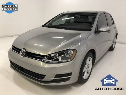 2017 Volkswagen Golf for sale at Auto House Phoenix in Peoria AZ