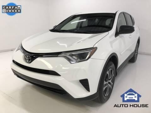 2017 Toyota RAV4 for sale at Auto House Phoenix in Peoria AZ