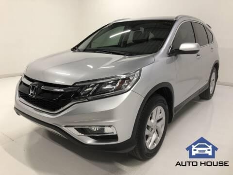 2016 Honda CR-V for sale at Auto House Phoenix in Peoria AZ