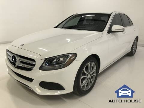 2015 Mercedes-Benz C-Class for sale at Auto House Phoenix in Peoria AZ