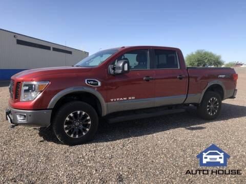 2017 Nissan Titan XD for sale at Auto House Phoenix in Peoria AZ