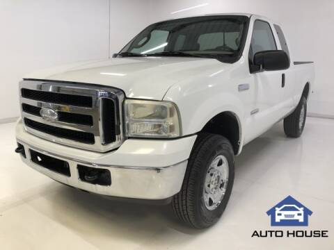 2007 Ford F-250 Super Duty for sale at Auto House Phoenix in Peoria AZ