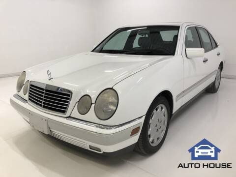1997 Mercedes-Benz E-Class for sale at Auto House Phoenix in Peoria AZ