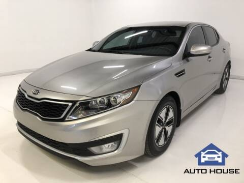 2012 Kia Optima Hybrid for sale at Auto House Phoenix in Peoria AZ