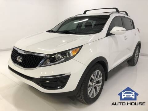 2015 Kia Sportage for sale at Auto House Phoenix in Peoria AZ