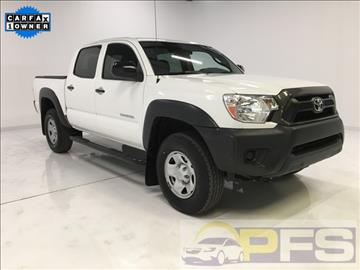 2012 Toyota Tacoma for sale in Peoria, AZ