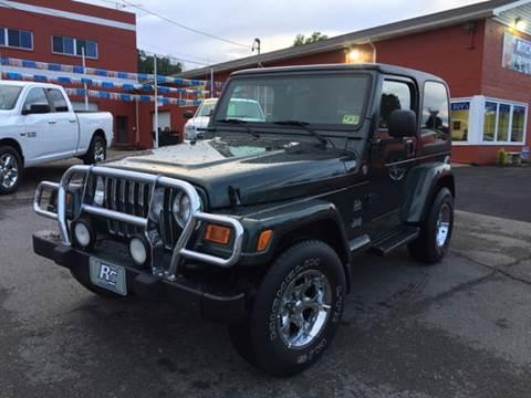 2004 Jeep Wrangler for sale in Harrisville, WV