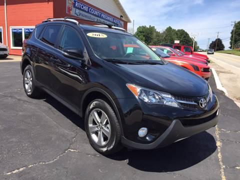 2015 Toyota RAV4 for sale in Harrisville, WV