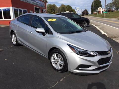 2017 Chevrolet Cruze for sale in Harrisville, WV