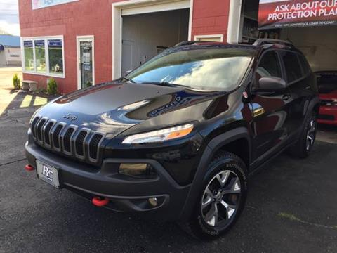2017 Jeep Cherokee for sale in Harrisville, WV