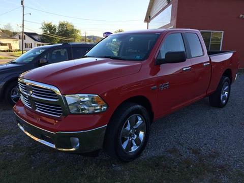2016 RAM Ram Pickup 1500 for sale in Harrisville, WV