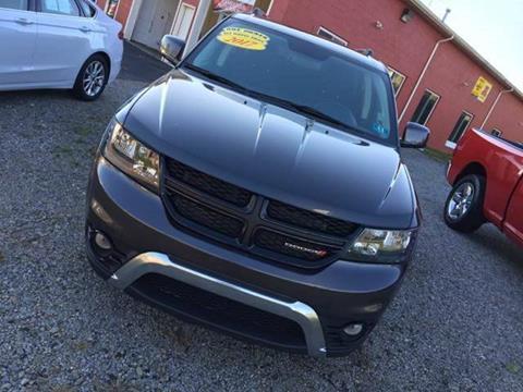 2017 Dodge Journey for sale in Harrisville, WV