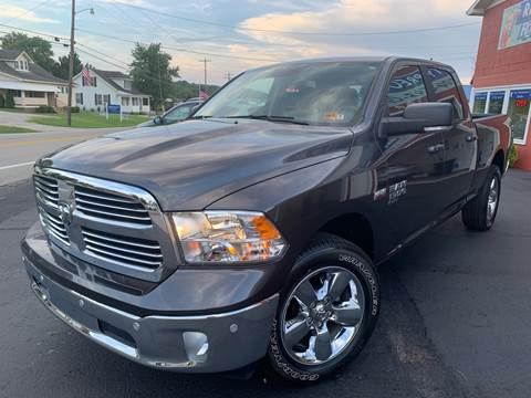 2019 RAM Ram Pickup 1500 Classic for sale in Harrisville, WV