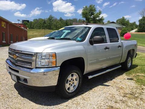 2013 Chevrolet Silverado 1500 for sale in Harrisville, WV
