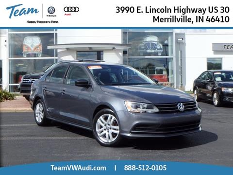 2015 Volkswagen Jetta for sale in Merrillville, IN