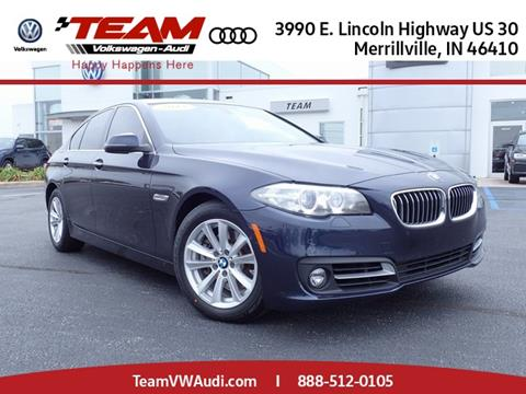 2015 BMW 5 Series for sale in Merrillville, IN