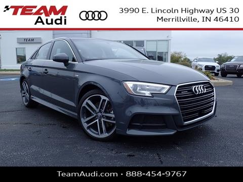 2018 Audi A3 for sale in Merrillville, IN