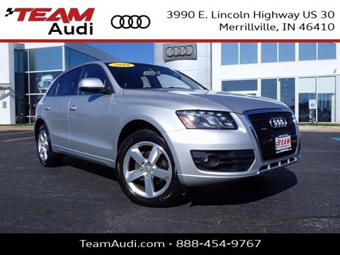 2010 Audi Q5 for sale in Merrillville, IN