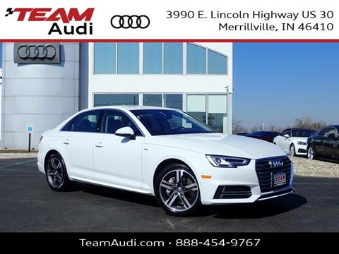 2018 Audi A4 for sale in Merrillville, IN