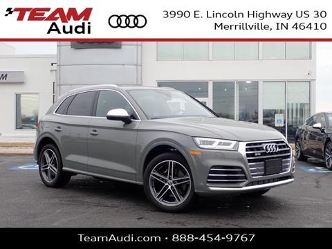 2019 Audi SQ5 for sale in Merrillville, IN